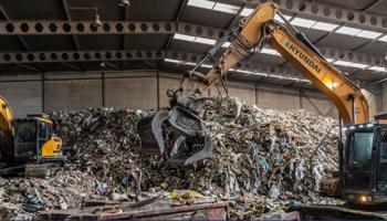 bmair suodatusjärjestelmä jätteenkäsittely kierrätys kone jare
