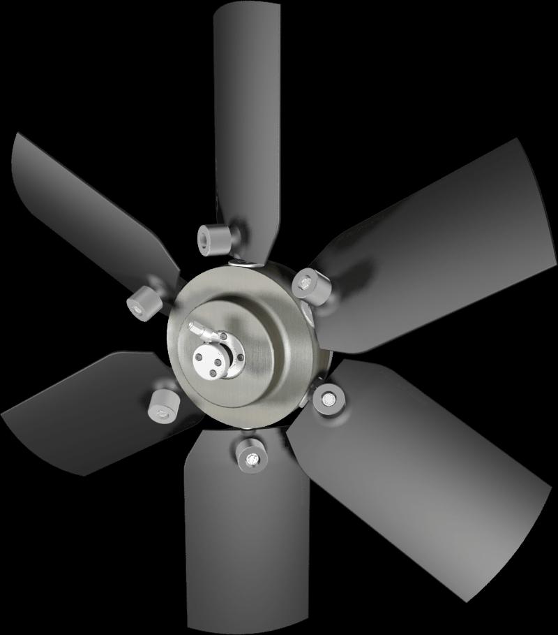 flexxaire kääntyvä tuuletin series 1000
